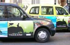 Yellow Taxis Go Green in US
