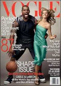 Basketball Superstars as Models