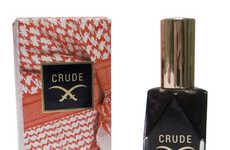 Spray on Crude Oil