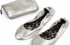 Ballet Flats in a Bag