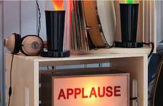 The 'Applause Light Box' Makes Your Room Like SNL