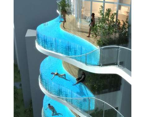 Mega Pools Boat Or Swim In The World S Largest Pool At