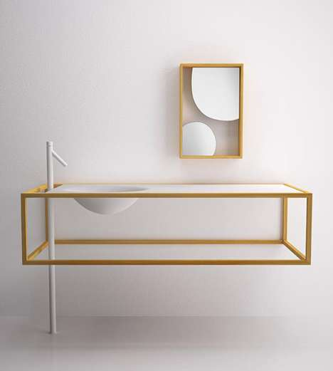 bisazza bagno nendo collection