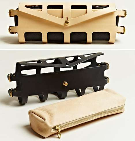 Caged Clutch Collections - The Fleet Ilya SS12 Line is Minimalist and Risque