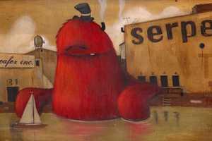 Johan Potma Gets Art Inspiration from Oddballs