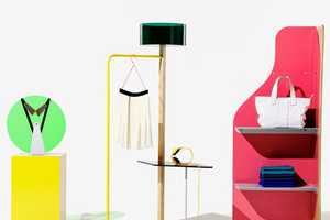 The Object Colore Collection is Neon-Hued and Geometric