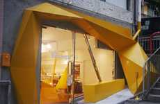 Angular Geometry Storefronts