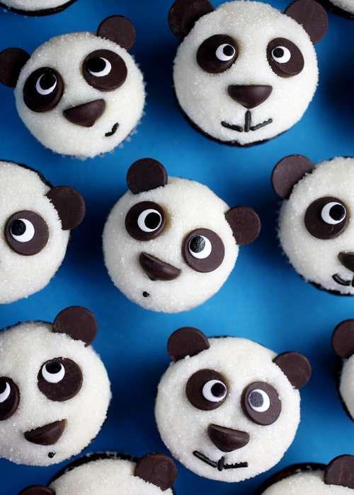 panda cupcakes 2