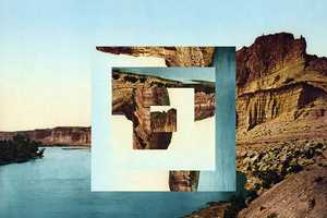 Luis Dourado's Departure Series Creates Geometrical Vortex