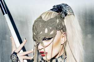 The Schon Magazine 17 Crystal Renn Set is Hunger Game Themed