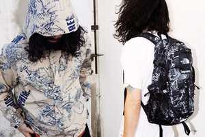 The North Face X Supreme S/S 2012 Line is Covered in Maps