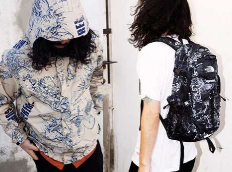 north face x supreme s s 2012