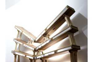 HillsideOut's 'Slide Furniture' Series Makes Your Bookcase Memorable