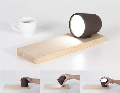 Java-Made Furniture - The Raul Laurì Decafé Collection Breathes New Life into Coffee Groun