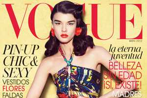 The Savaje Corazon Vogue Mexico Editorial is Over-the-Top