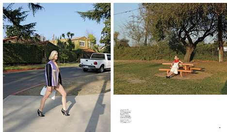 wsj magazine strange girl in a strange land