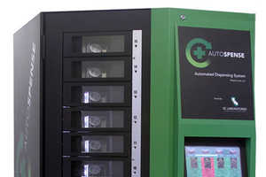 The 'Autospense' Dispenses Cannabis for Medicinal Purp