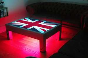 The Suck UK 'Coffee Table Light' Will Keep Any Room Lit and Pretty