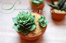 Potted Plant Confections