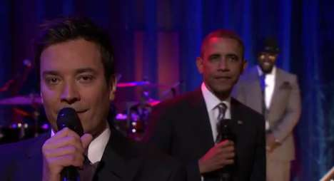 slow jam the news with barack obama
