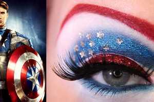 Makeup Artist Jangsara Celebrates The Avengers with Alluring Looks