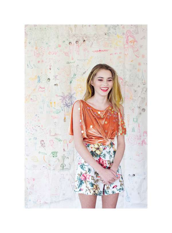 Material Girl Spring 2012 10