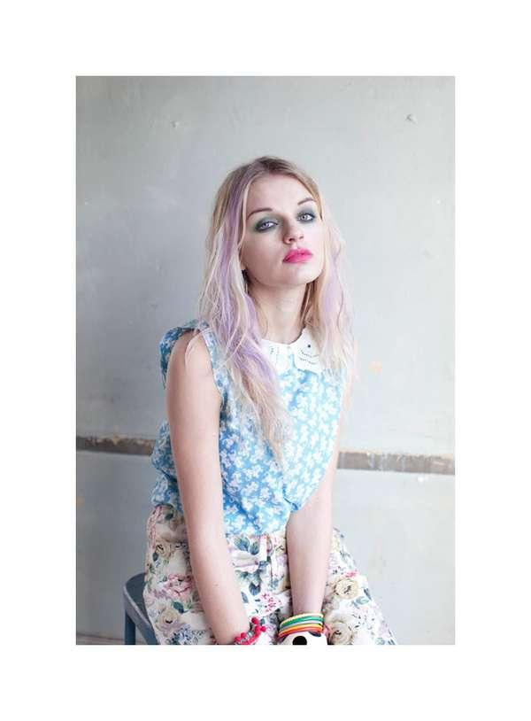 Material Girl Spring 2012 3