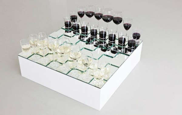 Sophisticated Drink Strategy Games