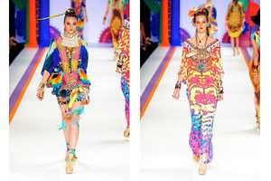 The Camilla SS12/13 Collection is Inspired by Various Cultures