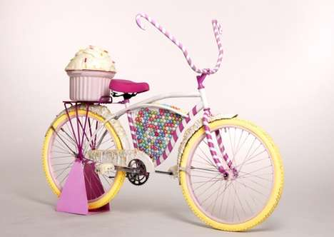 The Candy Bike