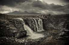 Fiercely Frigid Landscapes