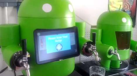 kegdroid beer dispenser