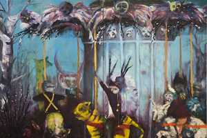 Emeli Theander Paints the Unsettling and Surreal