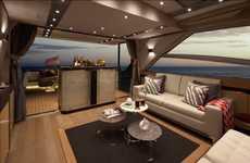 Opulent Sun-Loving Yachts