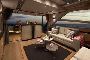 The Cheoy Lee Alpha 76 Express is a Decadent Cruising Vessel
