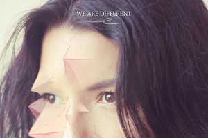 These Ewa Moss 'We are Different' Shoots are Distinguished