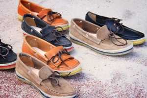 The Buttero Color Welt Boat Collection is Casual and Stylish
