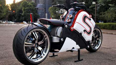 japanese electric zecoo motorcycle1