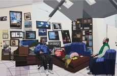 Eccentric Household Paintings