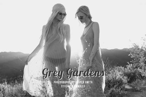 Fashion Gone Rogue Grey Gardens