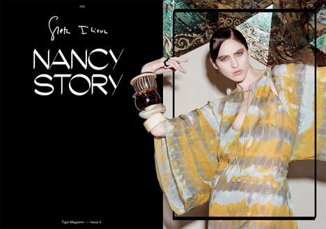 Tiger Magazine Nancy Story