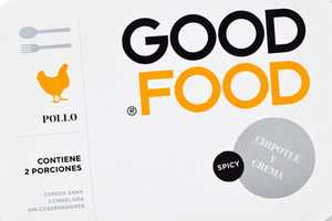 The Good Food Packaging is as Simple as the Product's Ingredients