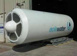 eole water wind turbine