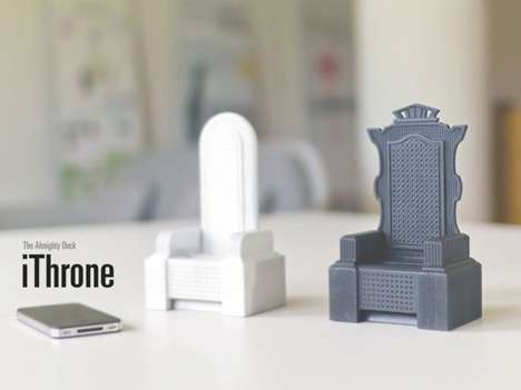iThrone iPhone Dock