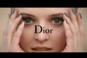 The Dior 'Secret Garden Versailles' Short Merges Fine Art