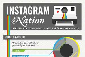 The Instagram Nation Infographic Details the Success of the Program