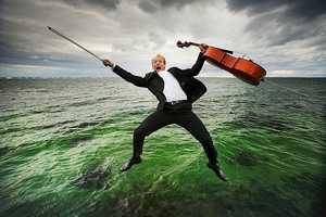Nikolaj Lund Creates Fantasy With Musicans and Instruments
