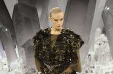 Chic Camouflaged Couture