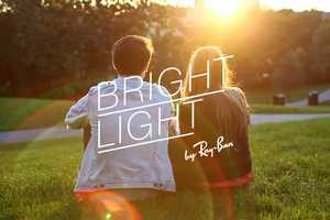 The Ray-Ban 'Bright Light' App Keeps Users Out of the Dark