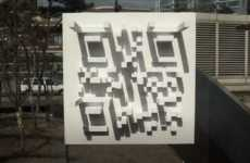 Sun Dial QR Codes - E-mart Sunny Sale Campaign Uses Fun Ways to Boost Sales